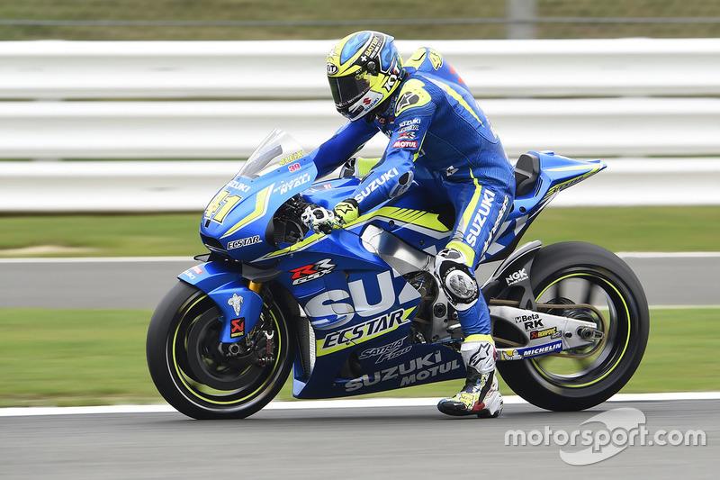 7. Aleix Espargaro, Team Suzuki MotoGP