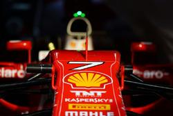 Ferrari SF16-H di Kimi Raikkonen,