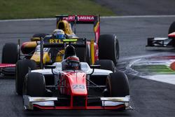 Daniel de Jong, MP Motorsport ve Antonio Giovinazzi, PREMA Racing