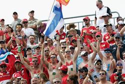 Уболівальники Kimi Raikkonen, Ferrari