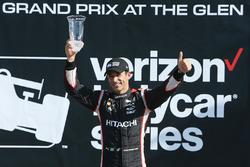 Третє місце - Еліо Кастроневес, Team Penske Chevrolet
