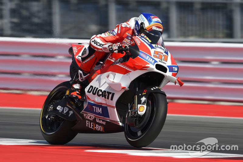 5. Michele Pirro, Ducati Team