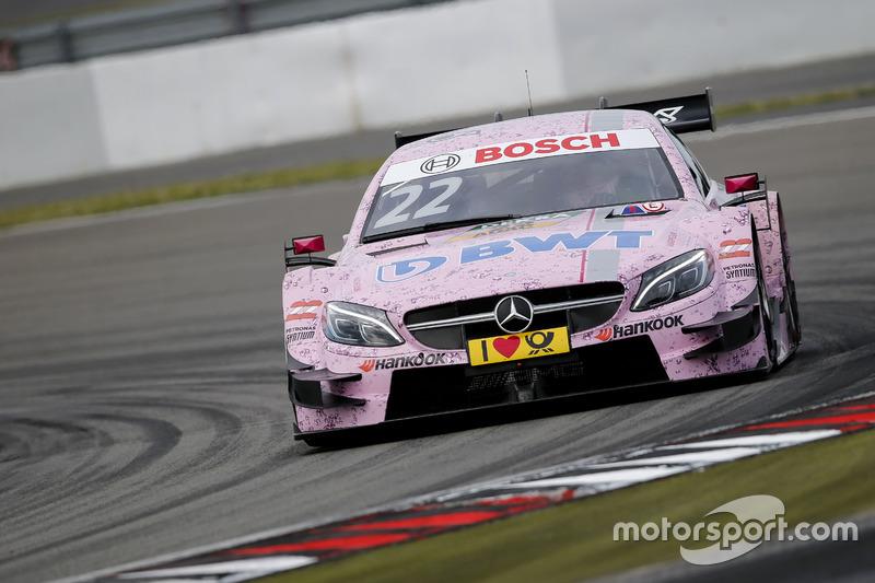 12. Lucas Auer (Mercedes)