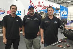 Jason McCulloch, Jon Schaffer ve Nick Casertano