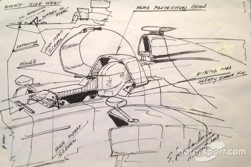 Konzept: Aktiver Cockpitschutz von Enrique Scalabroni