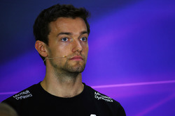 Pressekonferenz: Jolyon Palmer, Renault Sport F1 Team