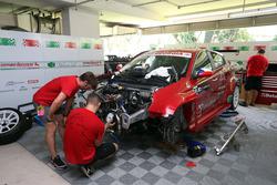 Ventilatoren bei Leopard Racing