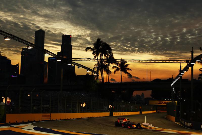 15/21: Grand Prix van Singapore: P6
