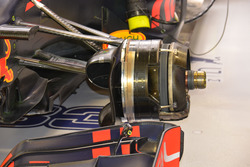 Red Bull Racing RB12: Vorderradbremse