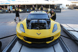 #3 Corvette Racing, Chevrolet Corvette C7.R: Antonio Garcia, Jan Magnussen