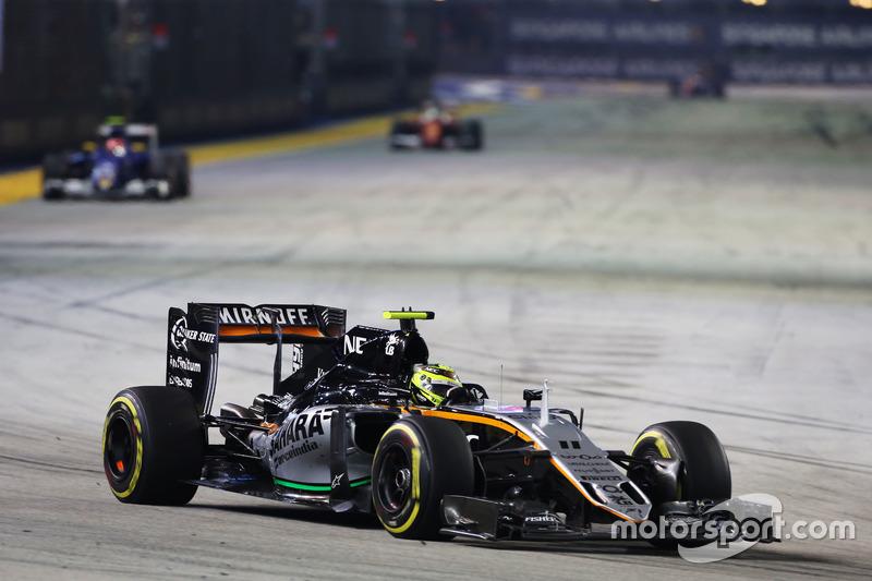 2016 GP de Singapur (4 puntos)