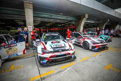 Команда TeamWork Motorsport, VW Golf GTI TCR