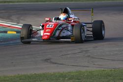 Juri Vips, Prema Powerteam precede il compagno di squadra Mick Schumacher, Prema Powerteam