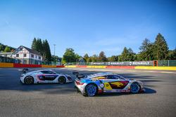 #9 Team Marc VDS, Renault RS01: Markus Palttala, Fabian Schiller; #2 R-ace GP Racing, Renault RS01: Raoul Owens, Fredrik Blomstedt