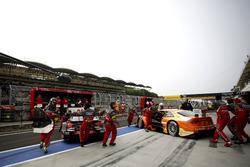Adrien Tambay, Audi Sport Team Rosberg, Audi RS 5 DTM and Jamie Green, Audi Sport Team Rosberg, Audi RS 5 DTM
