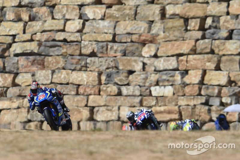 MotoGP Los horarios del GP de Aragón de MotoGP