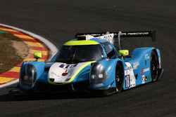 #18 M.Racing – YMR, Ligier JS P3-Nissan: Thomas Laurent, Yann Ehrlacher, Alexandre Cougnaud