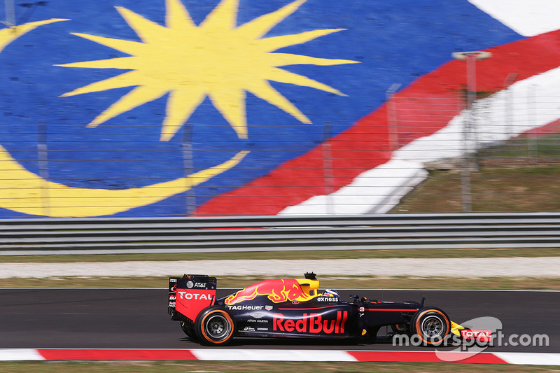 4. Daniel Ricciardo, Red Bull Racing RB12