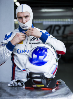 Сергей Сироткин, ART Grand Prix