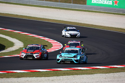 Jean-Karl Vernay Volkswagen Golf GTI TCR Leopard Racing, James Nash, Seat Leon Team Craft-Bamboo LUKOIL e Pepe Oriola, SEAT León, Team Craft-Bamboo LUKOIL