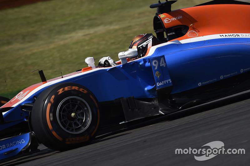 21: Паскаль Верляйн, Manor Racing MRT05
