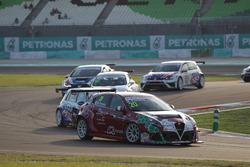 Mario Ferraris, Alfa Romeo Giulietta TCR, Mulsanne Racing