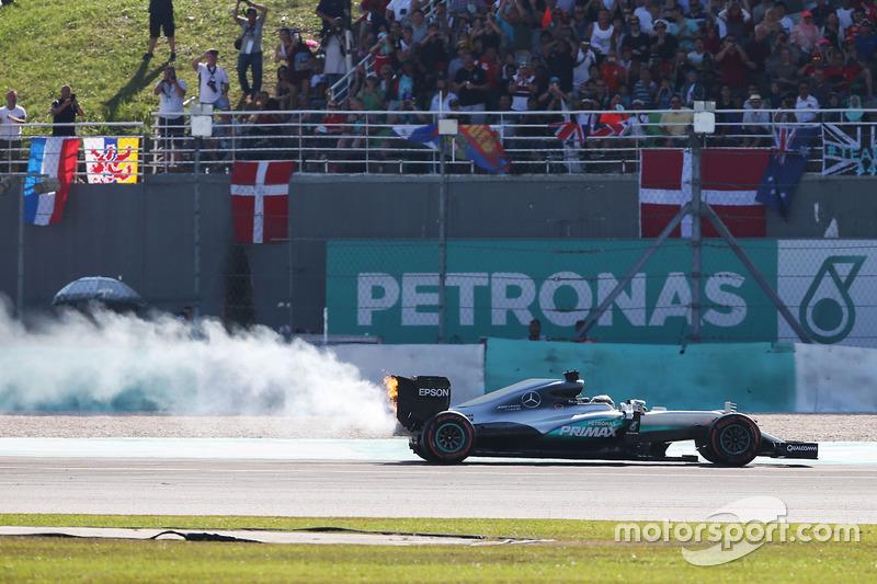 Lewis Hamilton – GP da Malásia
