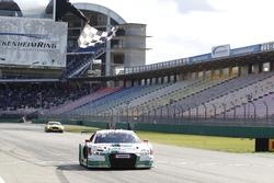 Meister #29 Montaplast by Land-Motorsport, Audi R8 LMS: Connor De Phillippi, Christopher Mies