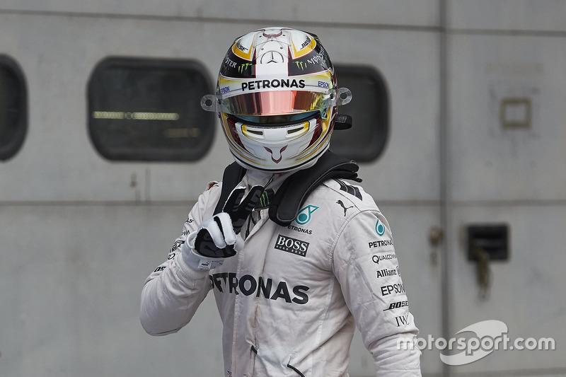 Lewis Hamilton (Pole)