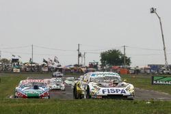 Emiliano Spataro, Trotta Competicion Dodge, Matias Jalaf, CAR Racing Torino, Juan Jose Ebarlin, Donto Racing Torino