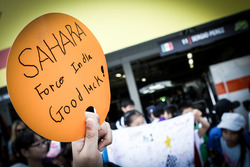 Fans vom Sahara Force India F1 Team