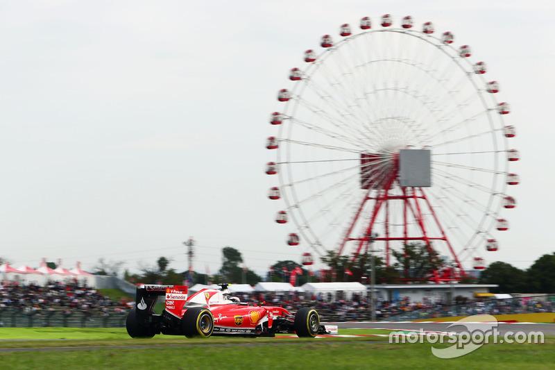 8. Kimi Räikkönen, Ferrari SF16-H