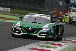 #15 V8 Racing Renault RS01 GT3: Filipe Barreiros, Francisco Guedes