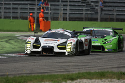 #24 Scuderia Cameron Glicknhaus SCG 003C: Lorenzo Bontempelli, Beniamino Caccia