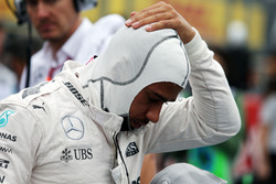 Startaufstellung: Lewis Hamilton, Mercedes AMG F1