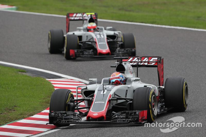 Romain Grosjean – GP do Japão
