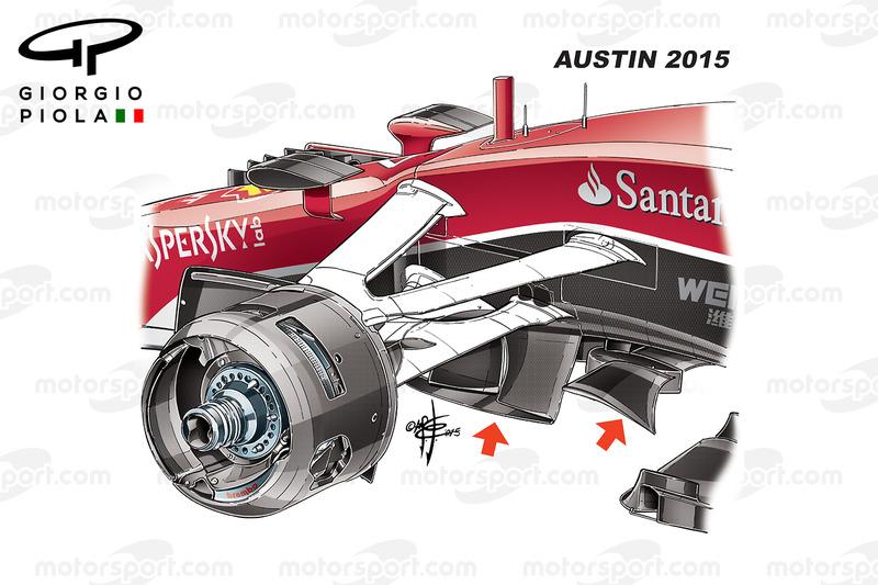 Ferrari SF15-T vinnen, Amerikaanse GP