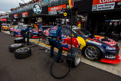Jamie Whincup , Paul Dumbrell, Triple Eight Race Engineering Holden and Shane van Gisberge, Alexander Premat, Triple Eight Race Engineering Holden