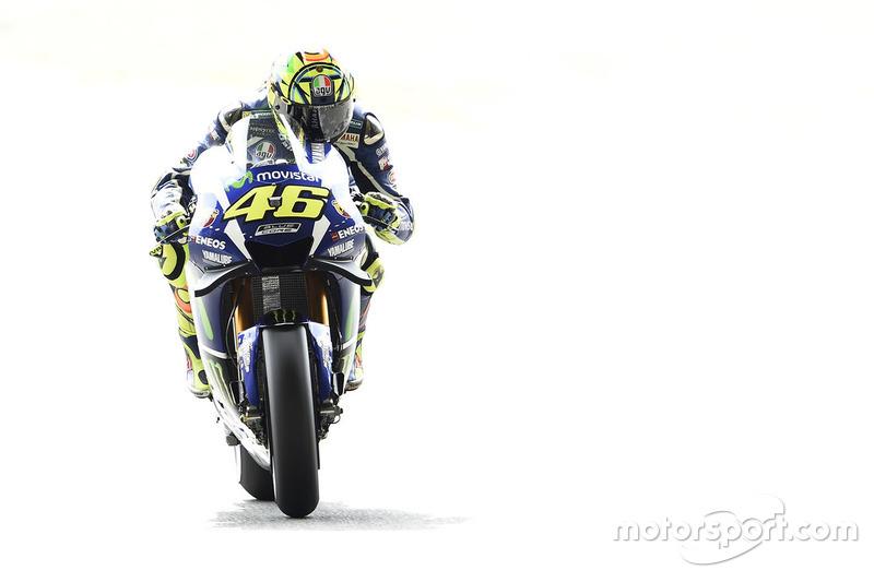 1. Валентино Россі, Yamaha Factory Racing