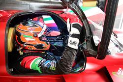 #43 RGR Sport by Morand Ligier JSP2 - Nissan: Ricardo Gonzalez