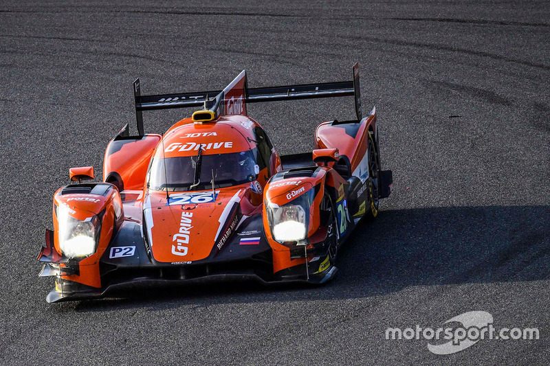 1. LMP2: #26 Oreca 05 - Nissan: Roman Rusinov, Alex Brundle, Will Stevens