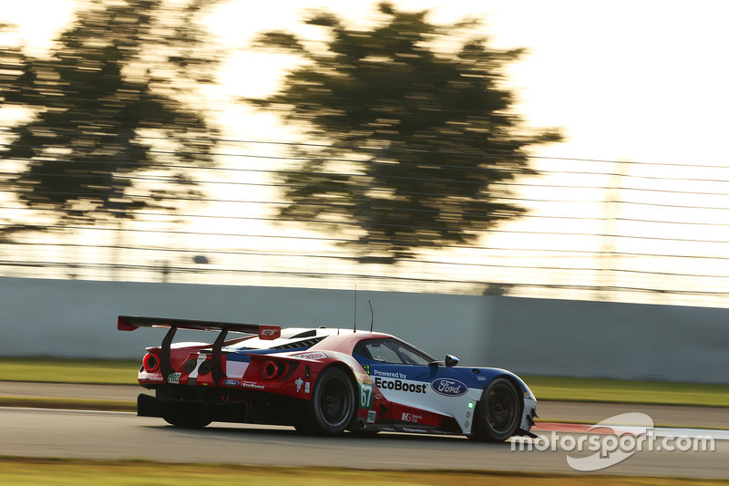 2. LMGTE Pro: #67 Ford GT: Andy Priaulx, Harry Tincknell