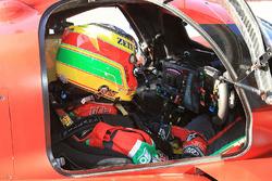 #43 RGR Sport by Morand Ligier JSP2 - Nissan: Filipe Albuquerque
