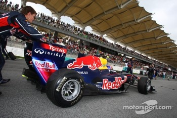 Red Bull accused of breaking test ban