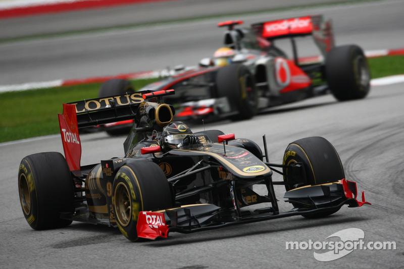 2011, Гран Прі Малайзії - третій