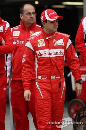 Felipe Massa won the Turkish GP three times