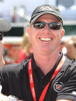 Media luncheon: Johnny O'Connell