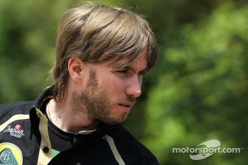 Overtaking too easy says Heidfeld