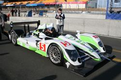 #5 Hope Racing Oreca Swiss Hy Tech-Hybrid