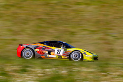 #27 Ferrari of Houston Ferrari 458 Challenge: Mark McKenzie